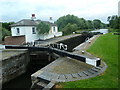 TQ0488 : Widewater Lock, Grand Union Canal by Alexander P Kapp