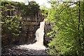 NY8828 : High Force waterfall by Steve Daniels