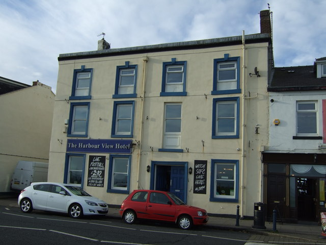The Harbour View Hotel, Seaham