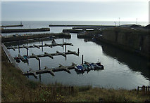 NZ4349 : Seaham Harbour by JThomas