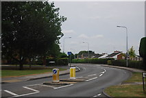 TM1542 : Belstead Rd by N Chadwick