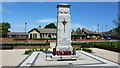 NZ3847 : War Memorial, Murton by Richard Cooke