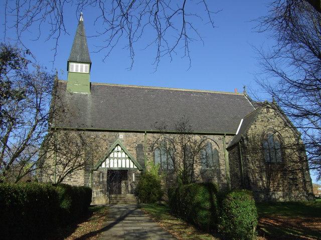 Church of the Holy Trinity, Murton