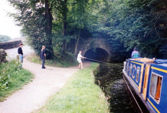 Sowerby Long Bridge No.2 Rochdale Canal