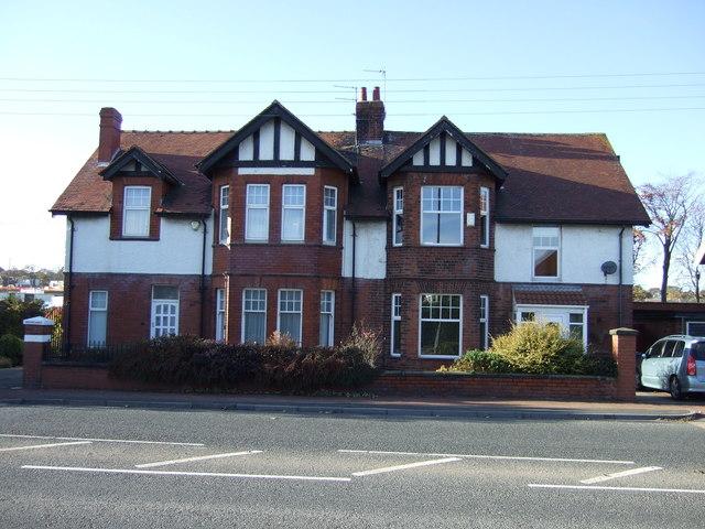 Houses on Stockton Road, Ryhope