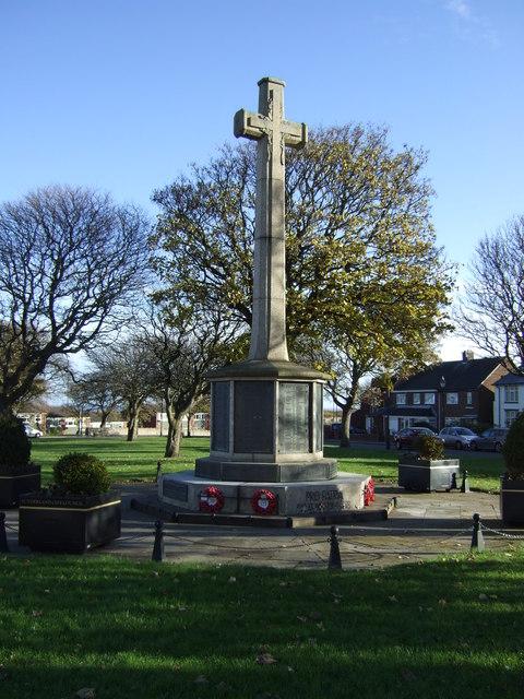 Ryhope War Memorial