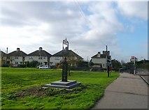 TQ5480 : Wennington Village Green by David Anstiss