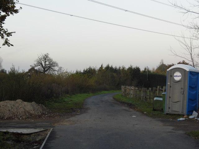 Norwood Farm Lane, Cobham