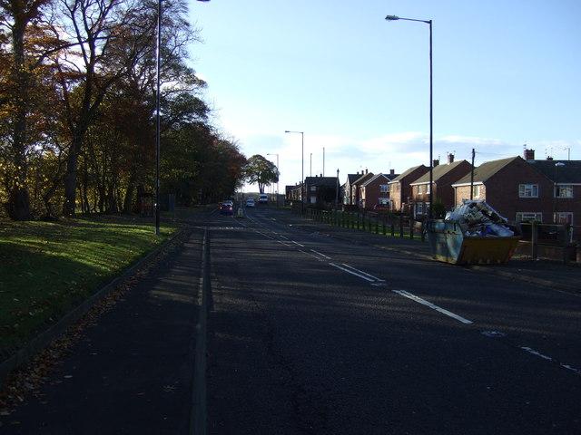 Silksworth Road