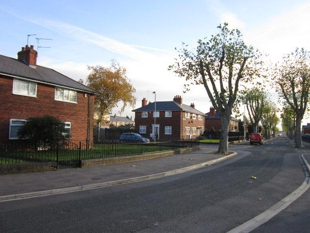 St John's Grove, Preston Road Estate