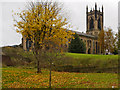 SJ9597 : The Church of St John the Evangelist, Dukinfield by David Dixon