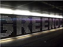NS2776 : West Stewart Street underpass by Thomas Nugent