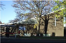 NZ3955 : St Timothy's Lutheran Church by JThomas