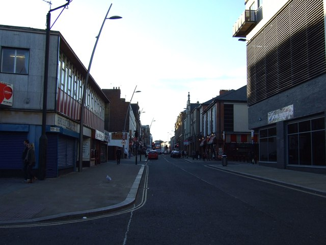 High Street West, Sunderland