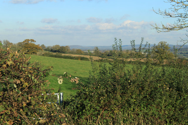 2012 : West from the A359
