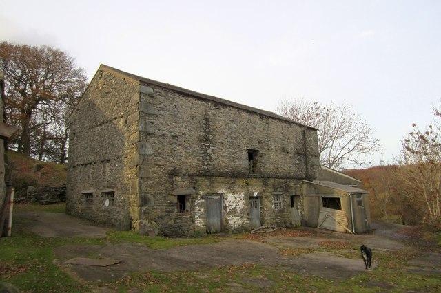 Farm building at Applehead