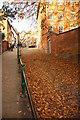 SK9771 : Steep Hill by Richard Croft