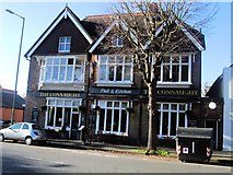 TQ2804 : The Connaught Pub, Hove by Paul Gillett