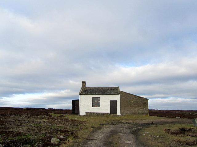 The Shooting Lodge on Carle Moor