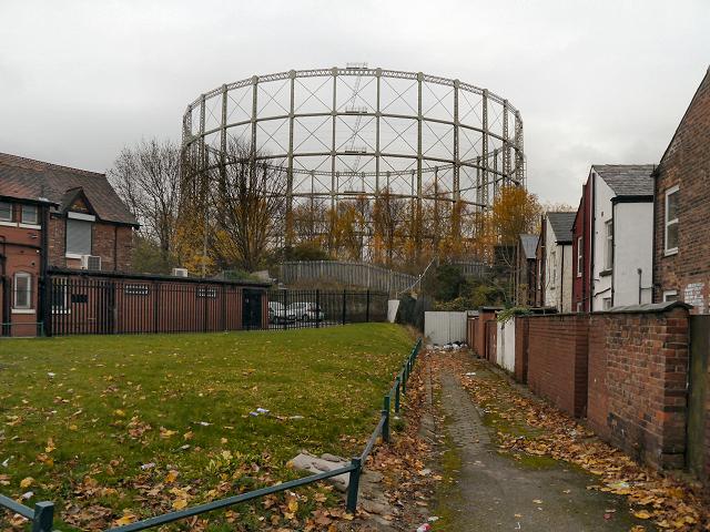 Gasholder, Bradford