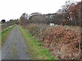NZ1248 : Lanchester Valley Path alongside Delves Lane by Oliver Dixon