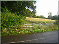SU5449 : Access to Ashe Park Copse by Given Up