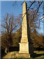 SE2769 : The  Obelisk  Studley  Royal by Martin Dawes