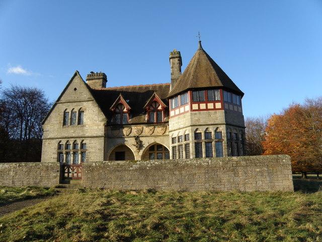 Choristers'  House,  Studley  Royal