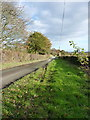 SJ3209 : Roman Road on Hargrave Bank by Richard Law