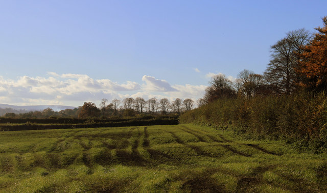 2012 : West along the Chew Valley
