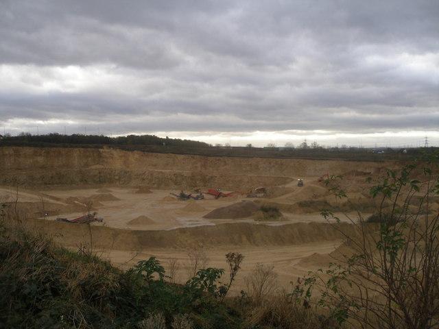 Barnsdale Quarry