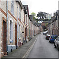 SX8671 : Looking south up Hilton Road by Robin Stott