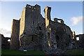 SE1287 : Middleham Castle by Ian Taylor