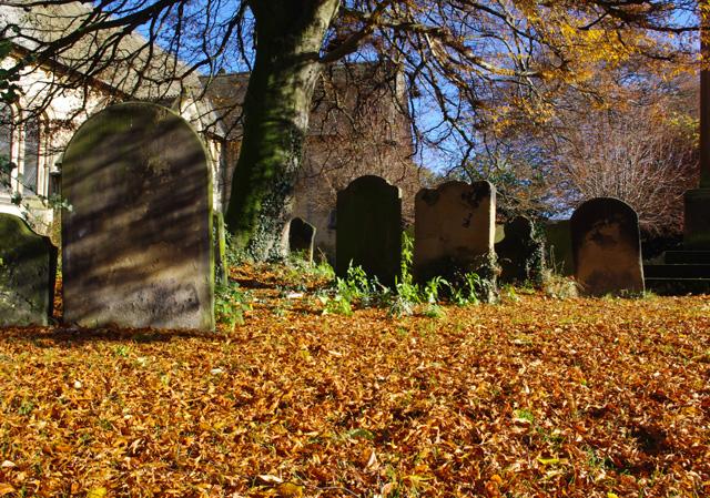 Graveyard, All Saints Church, Helmsley