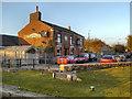SJ8898 : The Strawberry Duck, Crabtree Lane by David Dixon