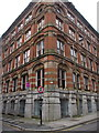 SJ3490 : Bereys Buildings, George Street and Bixteth Street by John S Turner