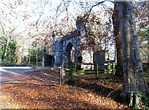 J3532 : Barbican Gate, Tollymore Park by Eric Jones