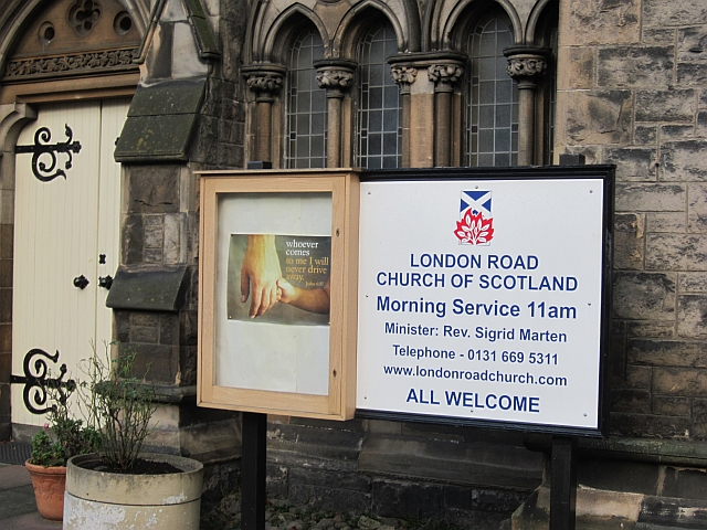 London Road Church