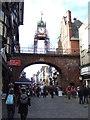 SJ4066 : Foregate Street, Chester by Malc McDonald