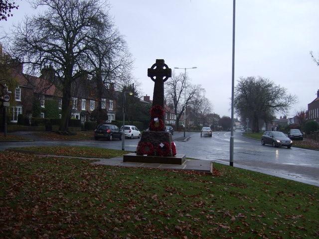 Barmpton, Great Burdon and Haughton-le-Skerne War Memorial