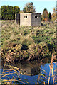 TQ9529 : Pillbox by Royal Military Canal by Oast House Archive