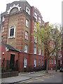 TQ3082 : Tonbridge Houses, Tonbridge St, Kings Cross by Christopher Hilton
