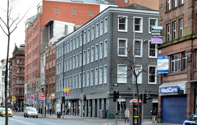 Howard Buildings, Howard Street, Belfast