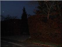 TQ1560 : Entrance to a house on Furze Field, Oxshott by David Howard