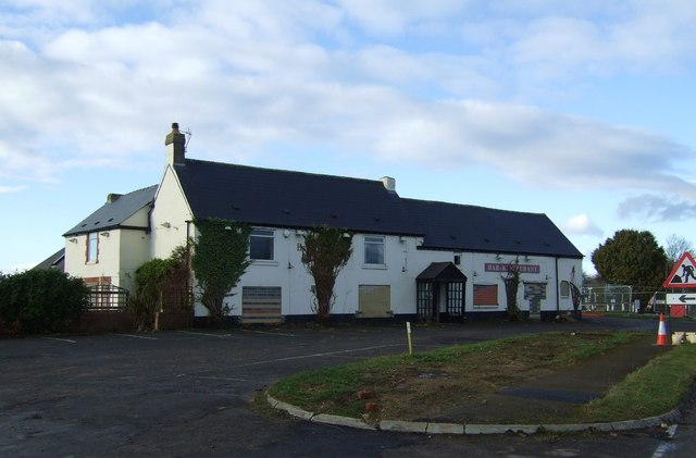 The Hare and Hounds pub