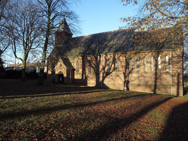 Church of St Edmund, Bearpark