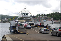 SX8852 : Higher Ferry, Dartmouth by N Chadwick