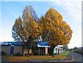 SP3077 : Fletchamstead  Highway industrial estate by E Gammie