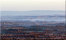 SO8454 : Worcester in the mists of dawn by Bob Embleton