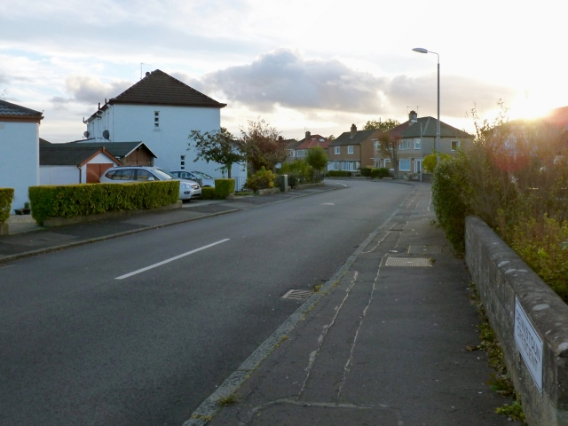 Dennistoun Crescent